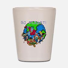 GOPLANETTMw Shot Glass