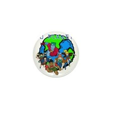GOPLANETTMw Mini Button