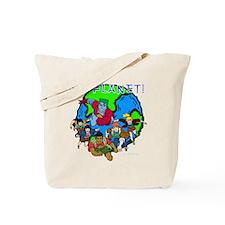 GOPLANETTMw Tote Bag