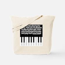 LOVE IS LIKE Tote Bag