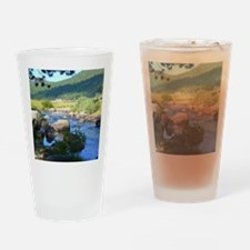 Hope Valley Carson River Drinking Glass
