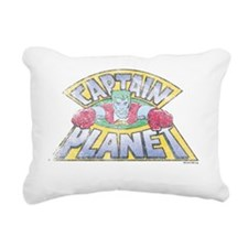captain-planet-logo-norm Rectangular Canvas Pillow