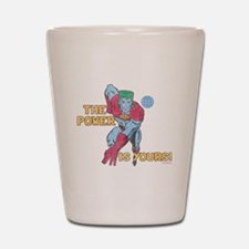 you-are-the-power-vintage - Copy Shot Glass