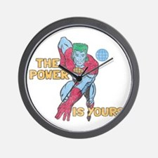 you-are-the-power-vintage - Copy Wall Clock