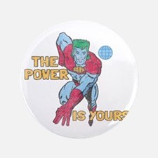 """you-are-the-power-vintage - Copy 3.5"""" Button"""