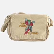 you-are-the-power-vintage - Copy Messenger Bag
