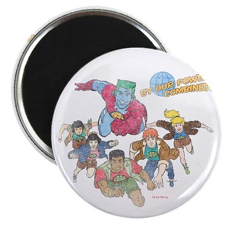 captain-planet-logo-vintage - Copy Magnet