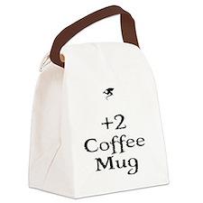 coffeemug Canvas Lunch Bag