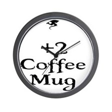 coffeemug Wall Clock