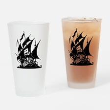 piratebay Drinking Glass