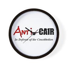 Anti-CAIR Wall Clock
