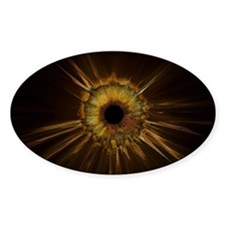 Third Eye_square Decal