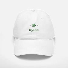 """Shamrock - Kylee"" Baseball Baseball Cap"