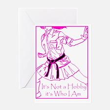 inahiwia Greeting Card