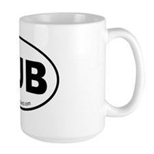 Washtub Sticker Mug