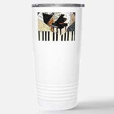 Piano-clutchbag Travel Mug