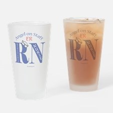 ER-nursecap- Drinking Glass