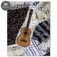 guitar-classical-ornament Puzzle