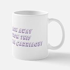 Queen Bumber Sticker Mug