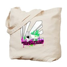 REPORT TO THE DANCEFLOOR Tote Bag
