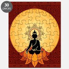 Serene Buddha Artwork Puzzle