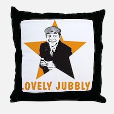 DEL1 Throw Pillow