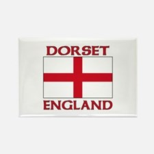 Cute Derby england Rectangle Magnet