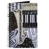 Bass clarinet Journals & Spiral Notebooks