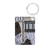 Bass clarinet Keychains