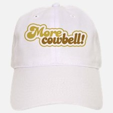 cowbell Baseball Baseball Cap