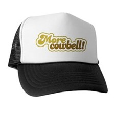 cowbell Trucker Hat
