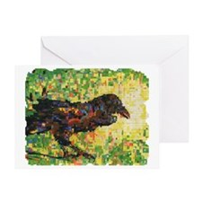 Wyatts Bird Greeting Card