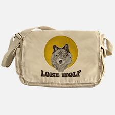 Lone Wolf Messenger Bag