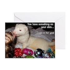 little helper Greeting Card