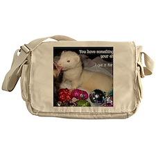 little helper Messenger Bag