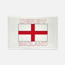 Cool Derby england Rectangle Magnet