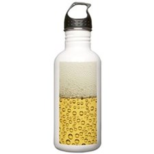 Beer Bubbles Water Bottle