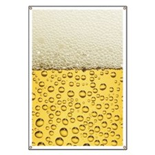 Beer Bubbles Banner