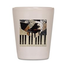 Piano9x8 Shot Glass