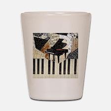 Piano9x8 Shot Glass