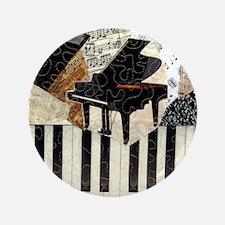 """Piano9x8 3.5"""" Button"""