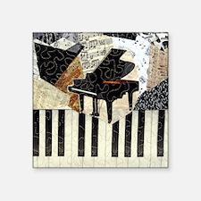 """Piano9x8 Square Sticker 3"""" x 3"""""""