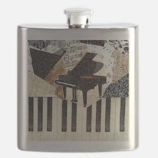 Piano9x8 Flask