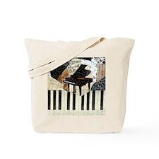 Piano9x8 Tote Bag