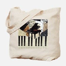 Piano9x8 Tote Bag