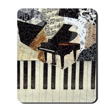 Piano9x8 Mousepad