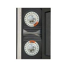 cassette tape Rectangle Magnet