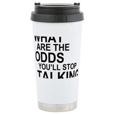 whataretheoddsw Travel Mug