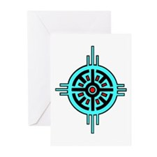 Medicine Wheel Greeting Cards (Pk of 10)