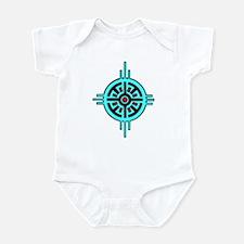 Medicine Wheel Infant Bodysuit